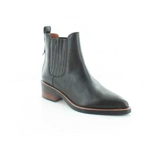 Coach Bowery Women's Boots Black