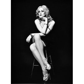 Candy Darling, Vintage 1971 Gelatin Silver Photograph, Jack Mitchell