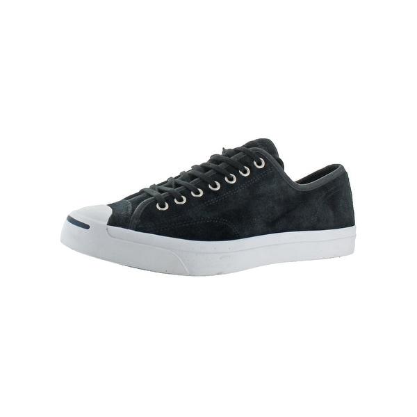 7a9414167fa3 Converse Mens Jack Purcell LTT OX Skate Shoes Fashion Lunarlon Insole - 10  medium (d
