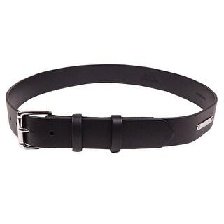 Polo Ralph Lauren Men's Logo Dual Keeper Leather Belt