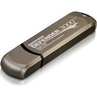 """Kanguru Solutions KDF3000-4G-PRO Kanguru Defender 3000 FIPS 140-2 Level 3, SuperSpeed USB 3.0 Secure Flash Drive, xG - FIPS"