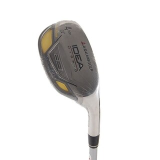 New Adams IDEA a3 Hybrid #4 22* Graphite 50g Ladies Flex RH