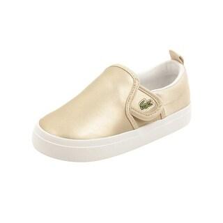 Lacoste Infant Gazon 218 1 Sneaker