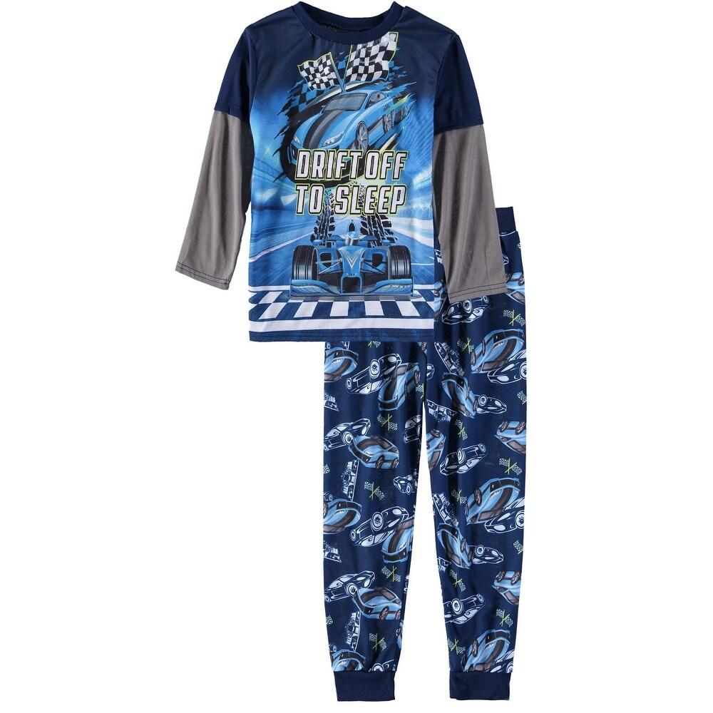 Quad Seven Boys 2-Piece Pajama Set