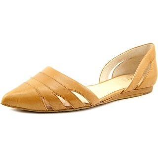 Vince Camuto Halette Women Pointed Toe Leather Flats