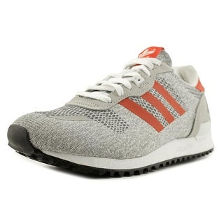Adidas ZX 700 IM Men  Round Toe Synthetic Gray Running Shoe