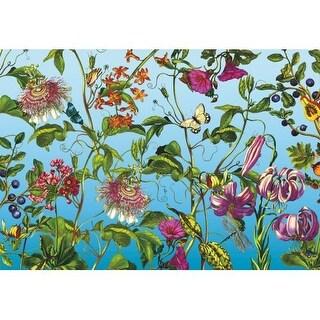 Brewster XXL4-029 Jardin Wall Mural