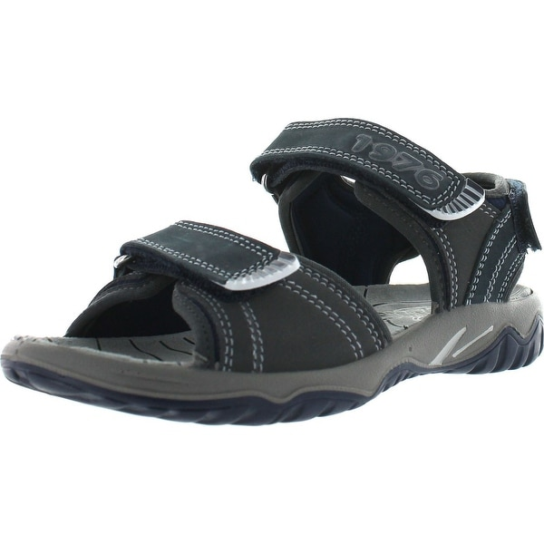 Primigi Boys Zach Water Friendly Adjustable Adventure Sport Sandals - Blue