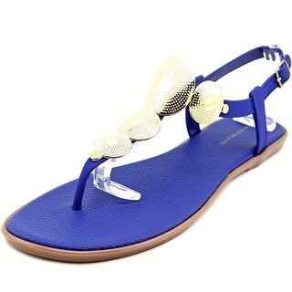 Bandolino Loocho Women Open Toe Synthetic Thong Sandal