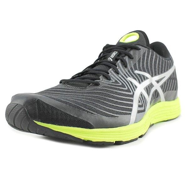 Asics Gel-Hyper Tri 3 Men Round Toe Synthetic Black Running Shoe