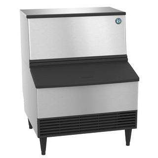 Hoshizaki KM-260BAH 290 lb Undercounter Crescent Ice Machine with - Stainless Steel