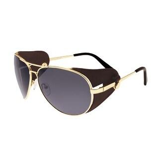 Breed Eclipse Men's Titanium Sunglasses - 100% UVA/UVB Prorection - Polarized Lens - Multi
