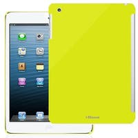 i-Blason Apple iPad Air/ iPad 5 Smart Cover Partner Hard Snap on Slim-Fit Case-Yellow