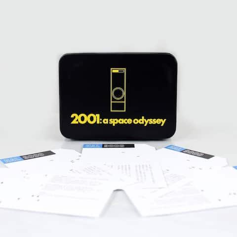 2001 A Space Odyssey HAL AE-35 Data Card Set - Multi