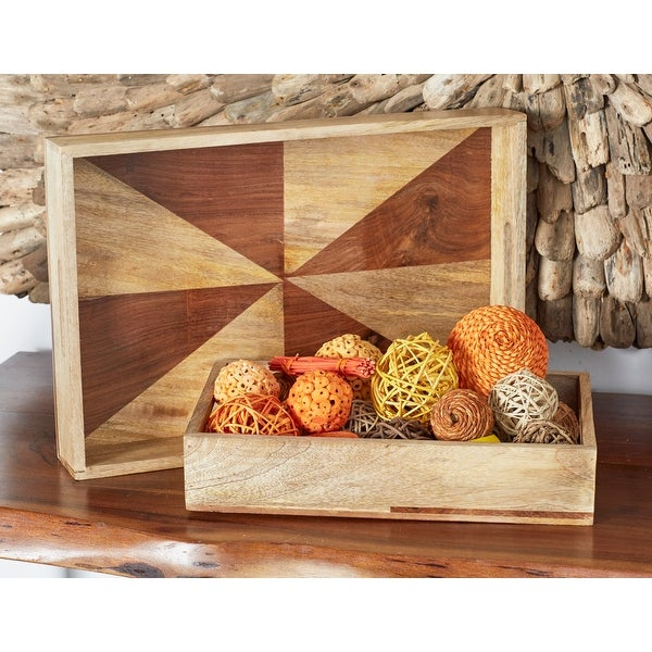 Multi Dried Plant Material Coastal Orbs & Vase Filler Nature (Set of 2) - 6 x 5 x 11Round. Opens flyout.