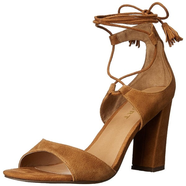 Report Womens mariachi Leather Open Toe Casual Strappy Sandals