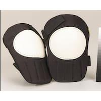 CLC V230CS Knee Pad Black White  Pair Clip