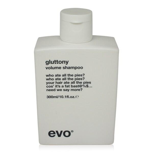 EVO Gluttony Volume Shampoo 10.14 Oz