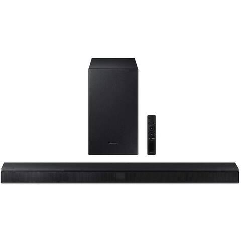 Samsung T Series Soundbar with Wireless Subwoofer (Refurbished)