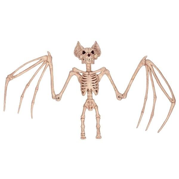 "Skeleton Bat Large 36"" Halloween Decoration"