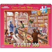 "Jigsaw Puzzle 300 Pieces 24""X30""-Cozy Candy Shop"
