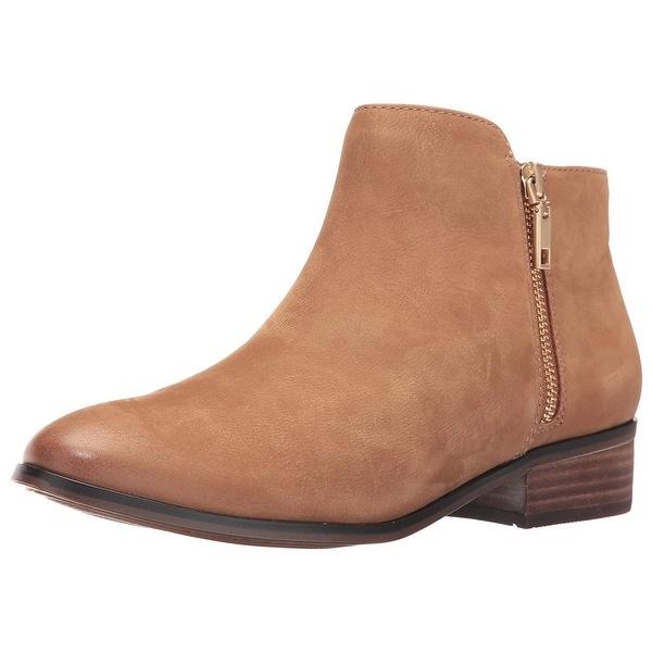 Aldo Womens Juliana Almond Toe Ankle Fashion Boots