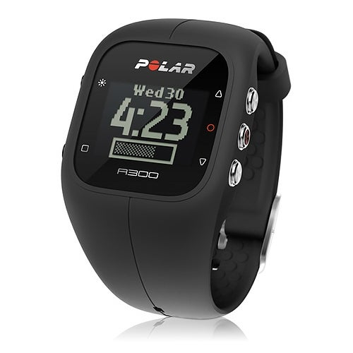 Polar A300 Fitness and Activity Monitor - Charcoal Black Fitness and Activity Monitor
