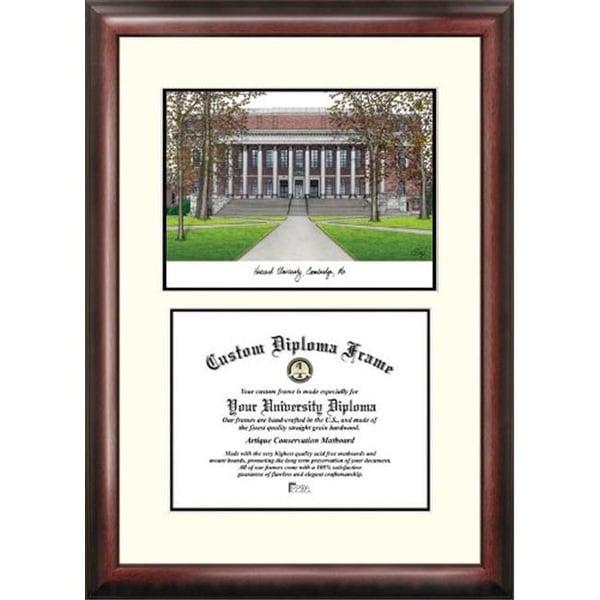 Shop Campusimages MA992LV Harvard University Legacy Scholar Diploma ...