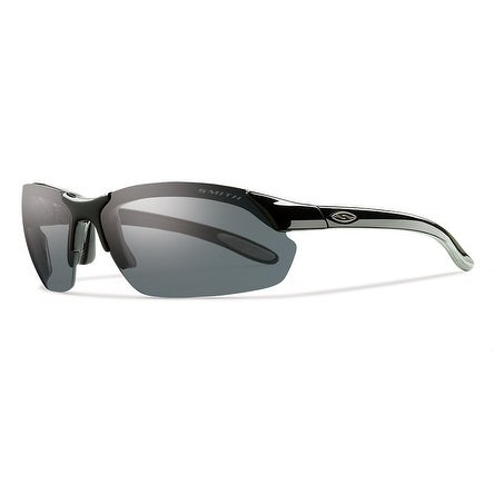 69039539a7 Shop Smith Parallel Max PMPPGYBK Sunglasses - Black - Free Shipping ...