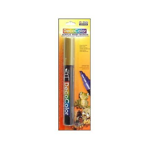 315c-gld uchida decocolor acry paint pen card gold