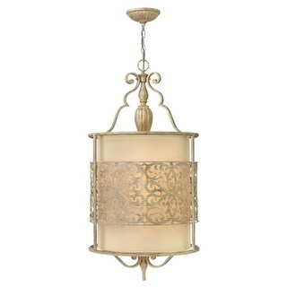 Fredrick Ramond FR44624 4 Light Full Sized Pendant from the Carabel Collection