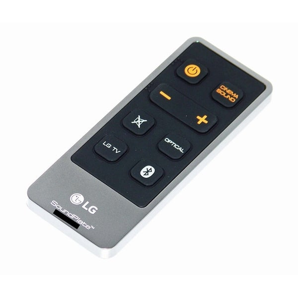 OEM LG Remote Originally Shipped With: LAP340, LAP340-NB, LAP347C, LAP340NB
