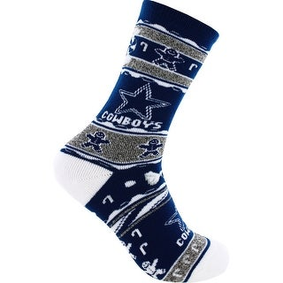 Dallas Cowboys Ugly Christmas Socks