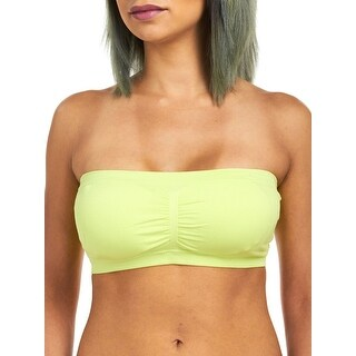 Rene Rofe Women's Seamless Bandeau Bra (4 options available)