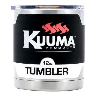 Kuuma 12oz Stainless Steel Tumbler W Lid