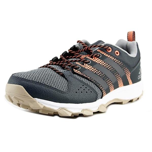 Adidas Galaxy Trail Women Round Toe Synthetic Gray Running Shoe