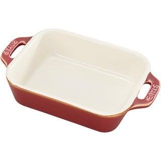 Staub Ceramic 5.5-inch x 4-inch Rectangular Baking Dish - 5.5x4-inch