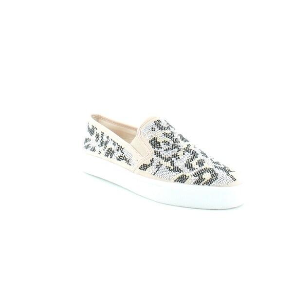 INC Sammee Women's Flats & Oxfords Leopard Taupe