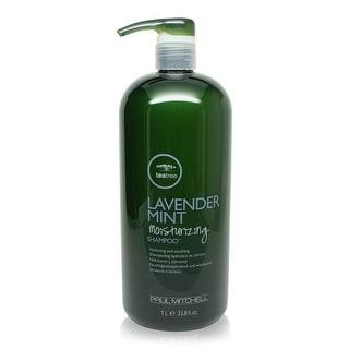 Paul Mitchell Tea Tree Lavender Mint Moisturizing Shampoo, 33.8-ounce
