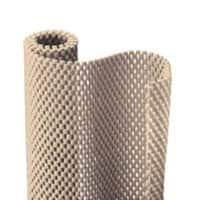 """Con-Tact 04F-C6L59-06 Premium Grip Shelf Liner, 12""""x4', Taupe"""