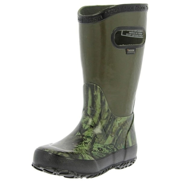 f4d879266bdea Shop Bogs Boots Boys Kids Classic Rainboot Hunting WP Camo - Free Shipping  On Orders Over $45 - Overstock - 15416557