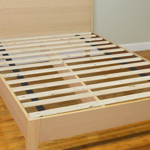 Onetan, 0.75-Inch Heavy Duty Mattress Support Wooden Bunkie Board/Slats,