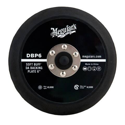 Meguiar's 6 da backing plate