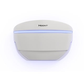 Hoont Plug-in Wall Sconce Sticky Fly Trap Catcher and Killer with Bright UV Light Attracter