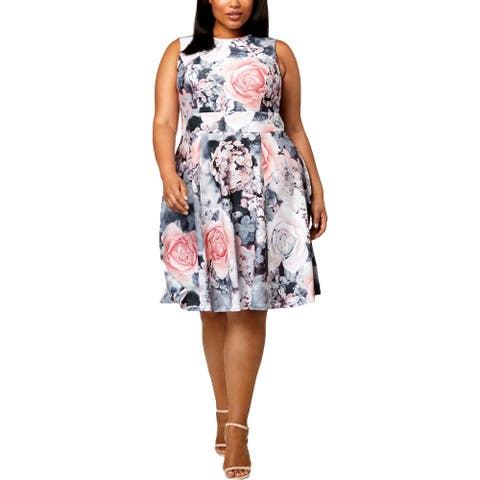 Buy Size 22w Calvin Klein Women S Plus Size Dresses Online