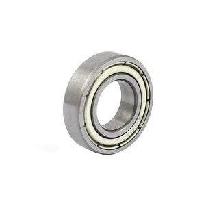 6901ZZ Metal Sealed Double Shielded Deep Groove Ball Bearing 12x24x6mm