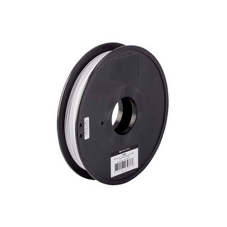 Monoprice MP Select PLA Plus+ Premium 3D Filament 1.75mm 0.5kg/spool, White