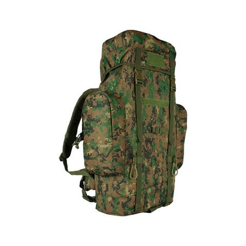 Fox Outdoor Tactical Backpack 45 Liter Padded Strap