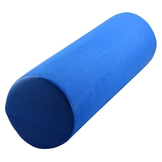 Gym Workout Yoga Pilates Exercise Body Muscle Release Massage Foam Roller Blue