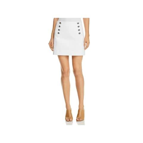 Rebecca Minkoff Womens Sloane Mini Skirt Embellished Casual - 10